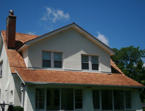New Cedar Re-Roof in Toronto