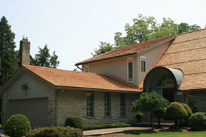 Cedar Re-Roof in Toronto