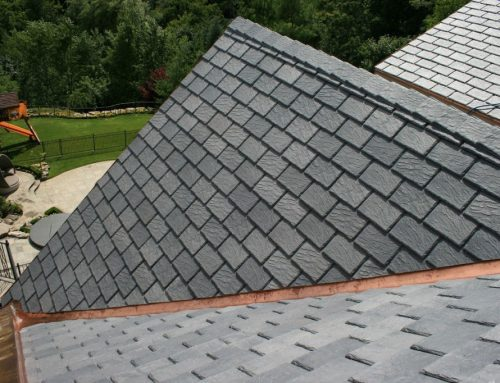 Synthetic Slate Roof in Forest Hill, Toronto
