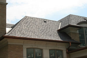 synthetic slate roofing, slate tiles