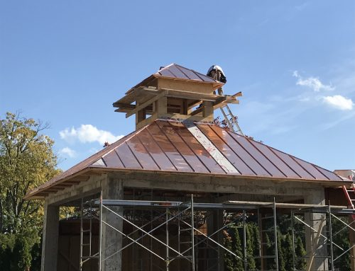 Copper Roof  – Etobicoke Area